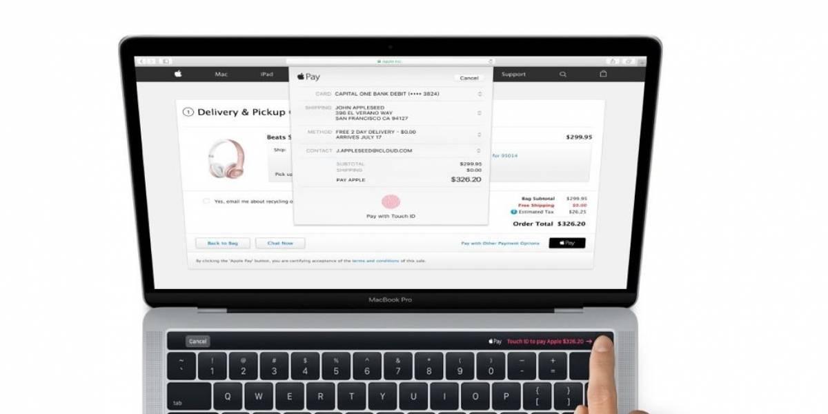 Se filtran imágenes del nuevo MacBook Pro