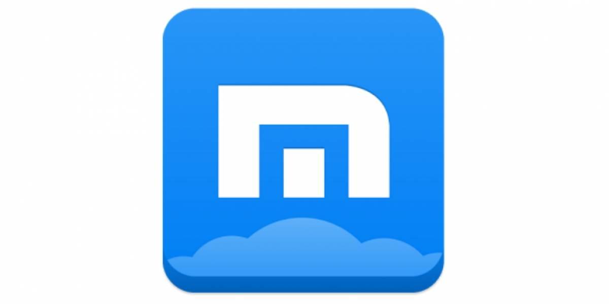 Maxthon Browser recolecta información del usuario sin permiso