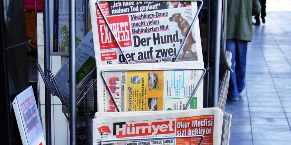 Prensa alemana quiere el 11% de los ingresos en el país de Google News