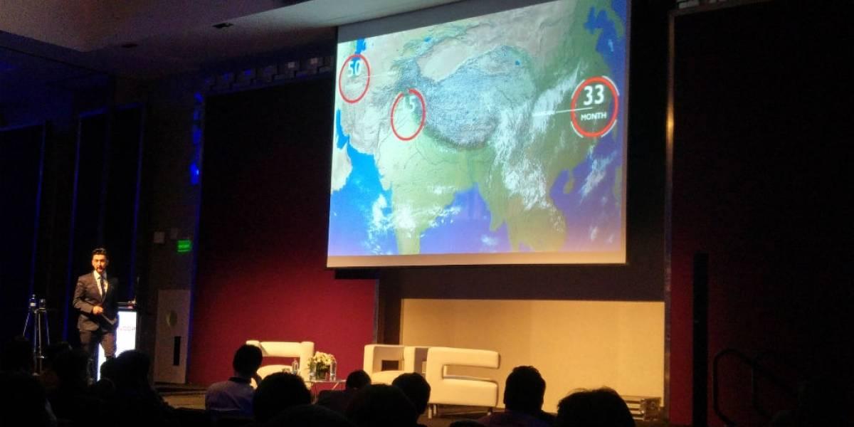 Megaproyecto de transporte Hyperloop fue presentado en Chile