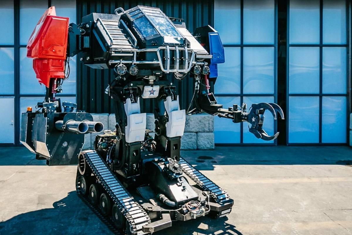 боевые роботы демотиваторы