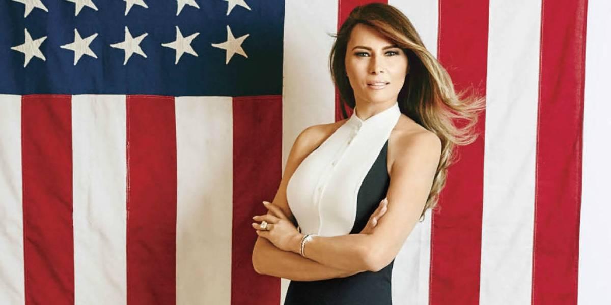 Científico comprueba que Melania Trump plagió discurso de Michelle Obama