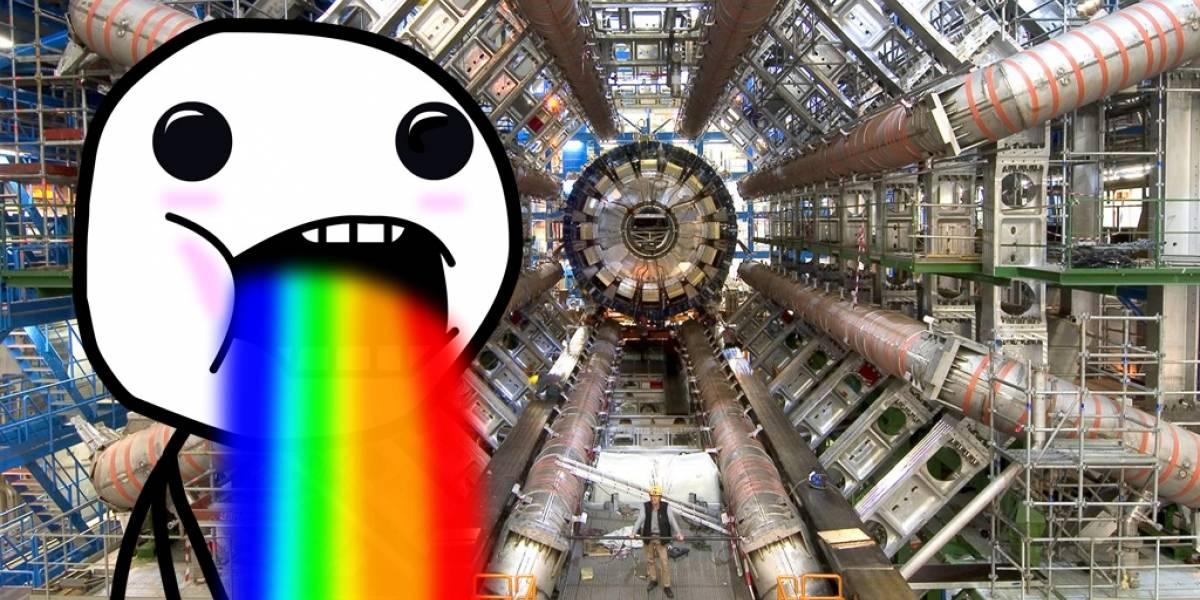 Así funciona TIM, el robot de seguridad del Gran Colisionador de Hadrones