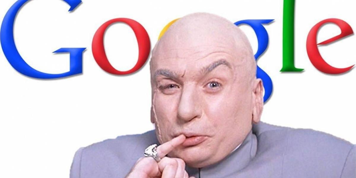 Descubren sitio falso de Google y luce peligroso