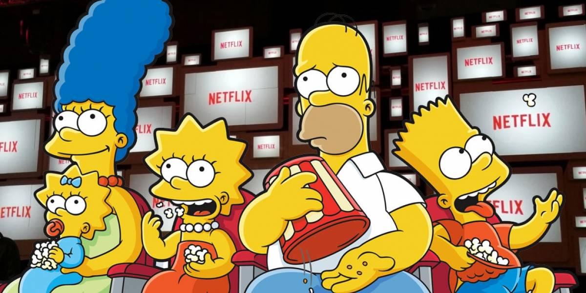 El creador de Los Simpson tendrá su propia serie en Netflix