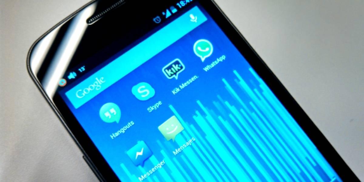 La guerra por la mensajería instantánea