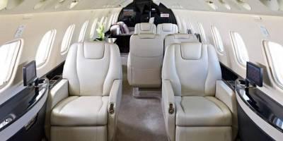2º - Leo Messi tem um Embraer Legacy 650 avaliado em 28,3 milhões euros