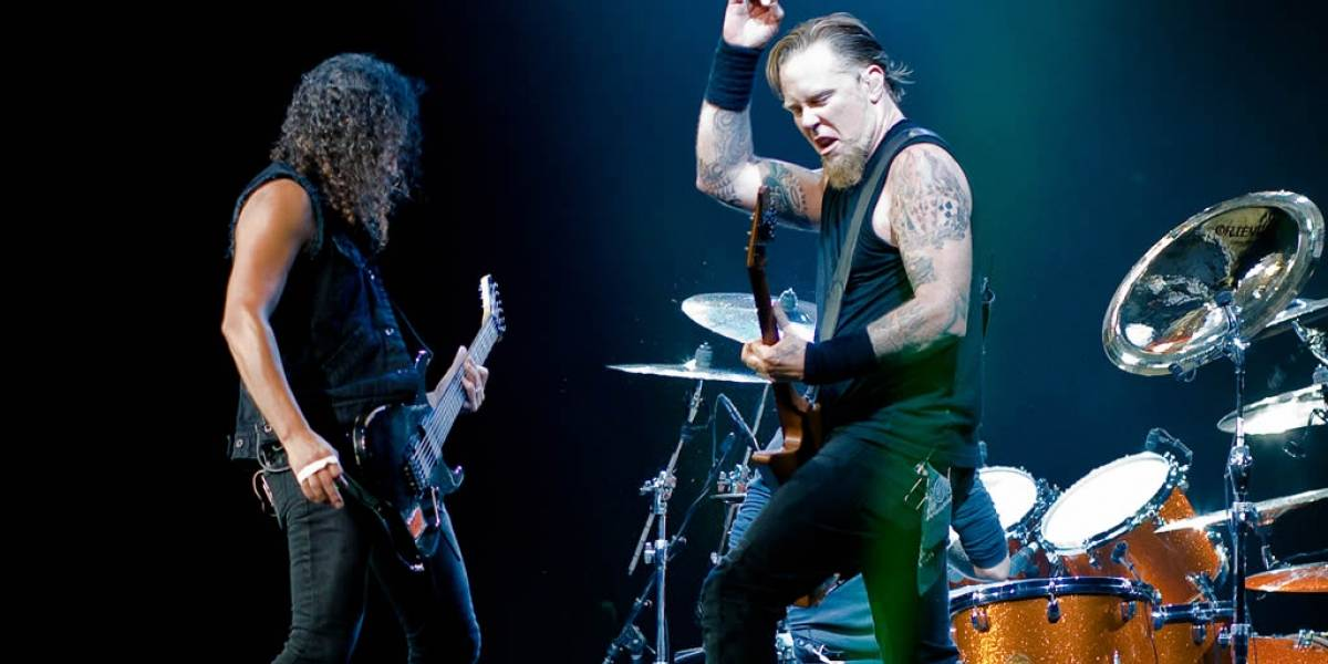 "Manager de Metallica: ""YouTube es el diablo"""