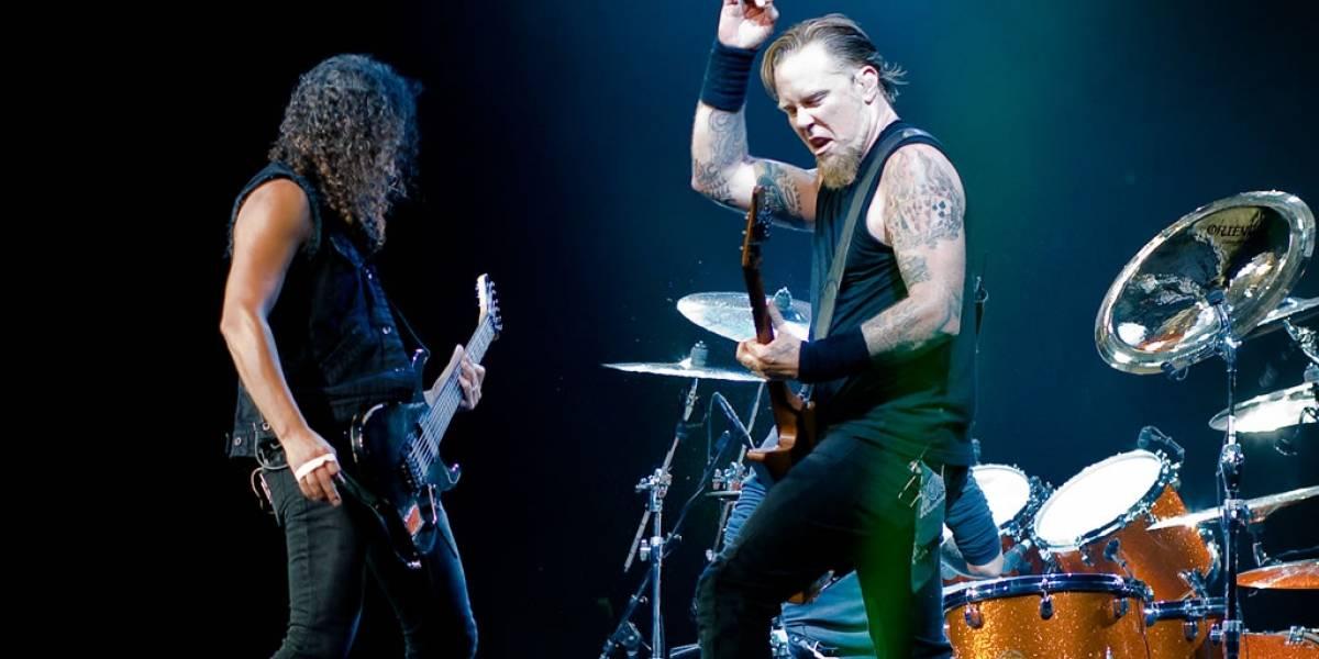 Spotify estrenará documental sobre los primeros años de Metallica
