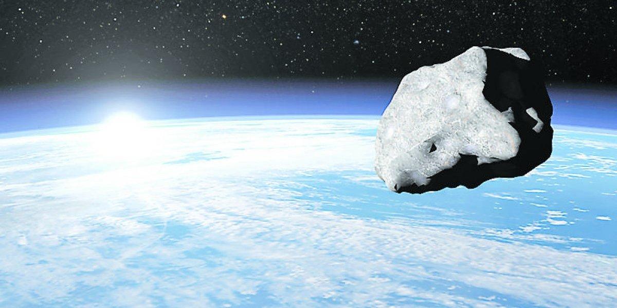 Asteroide pasará cerca a la Tierra en febrero