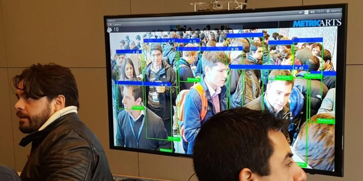 Chilenos de Metric Arts presentarán tecnología de visión computacional en el Smartcity Expo World Congress