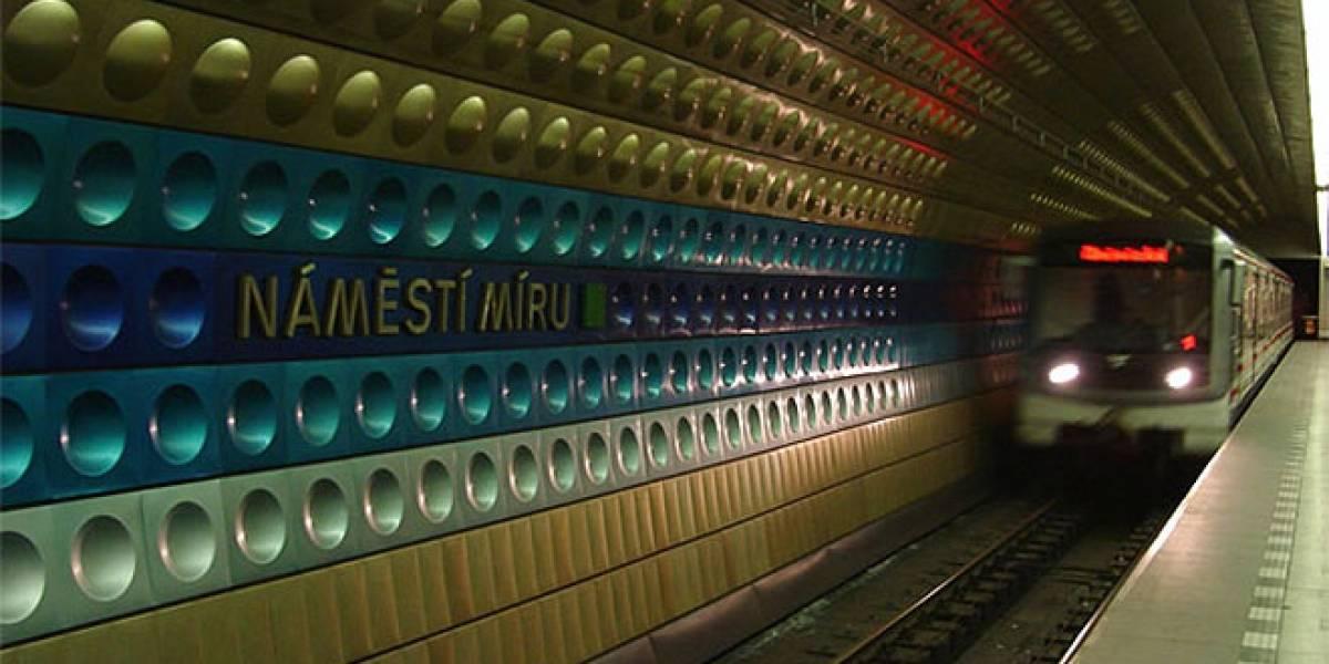 Ahora podrás encontrar el amor en el metro de Praga