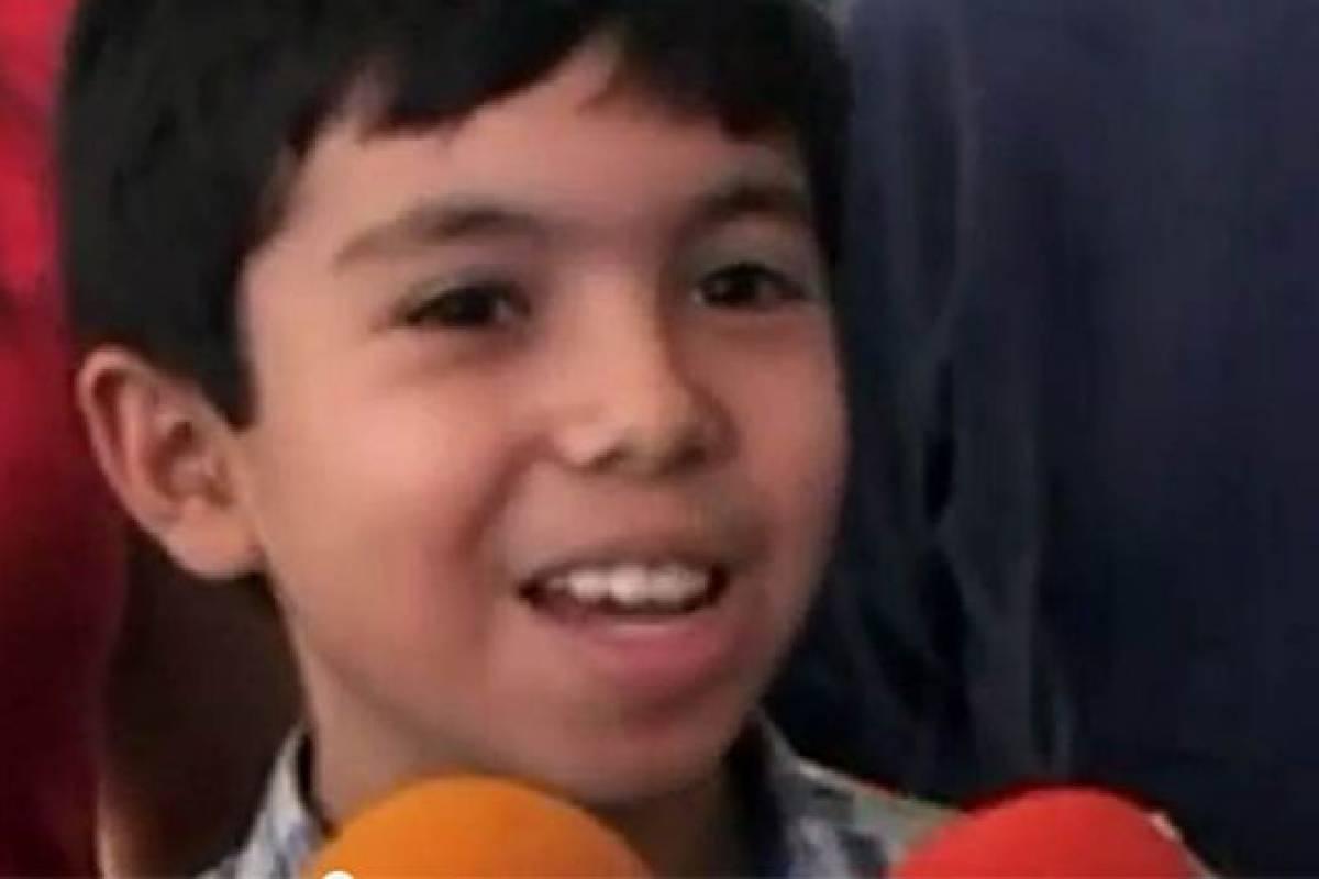 Niño mexicano de 11 años estudiará física cuántica en Harvard
