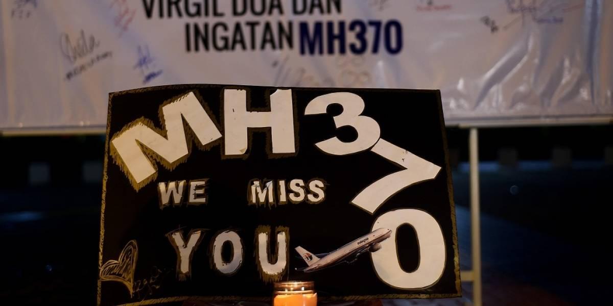 Matemático propone solución al misterio del vuelo MH370 de Malaysia Airlines