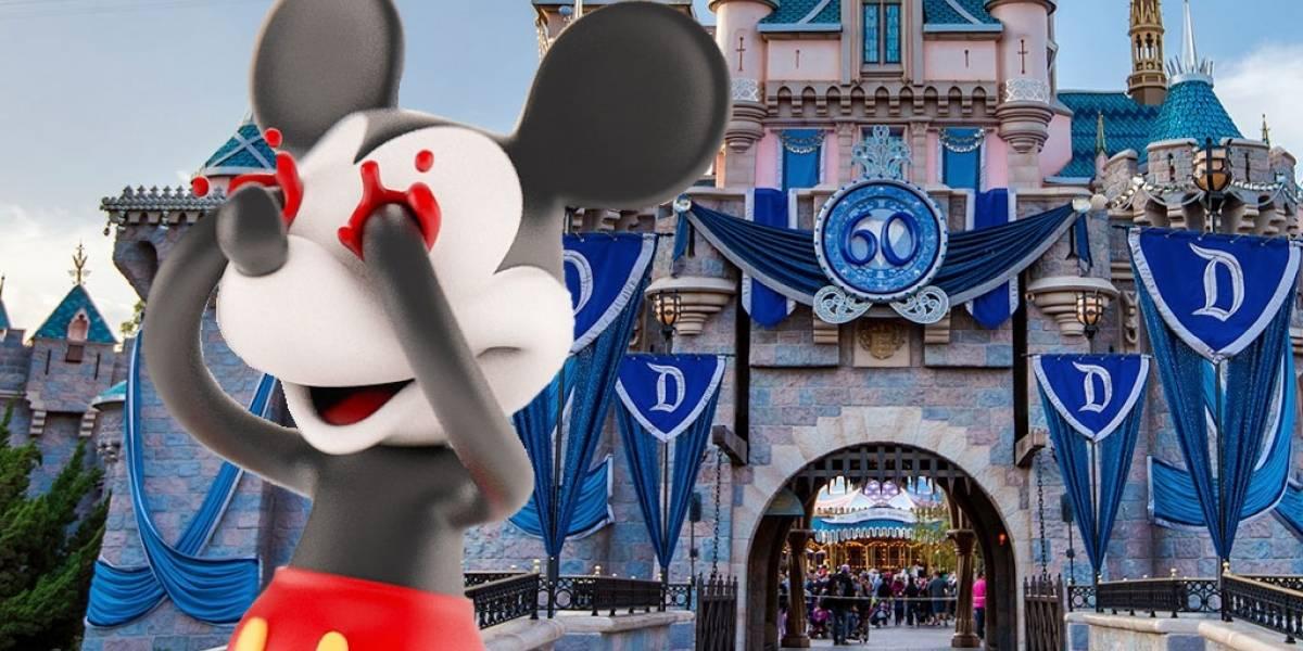 Disney desarrolla robot inteligente de Mickey Mouse para usar en parques
