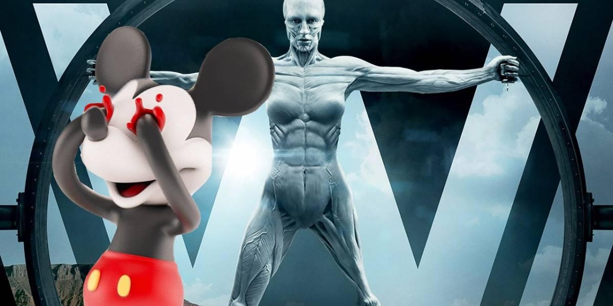 Se filtran patentes de robots interactivos para parques de Disney