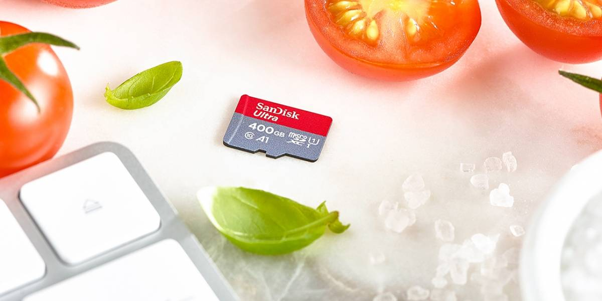 Western Digital lanza una tarjeta microSD de 400 GB #IFA17