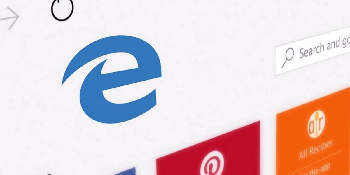Microsoft Edge sigue siendo el navegador que menos energía consume