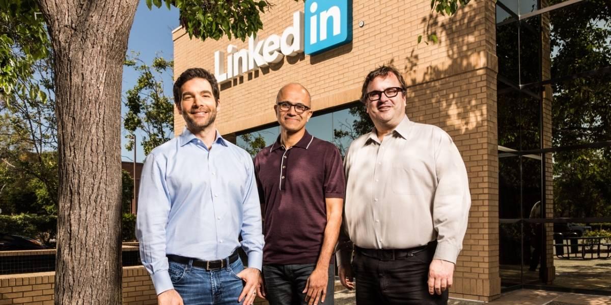 Microsoft saca la billetera y compra LinkedIn
