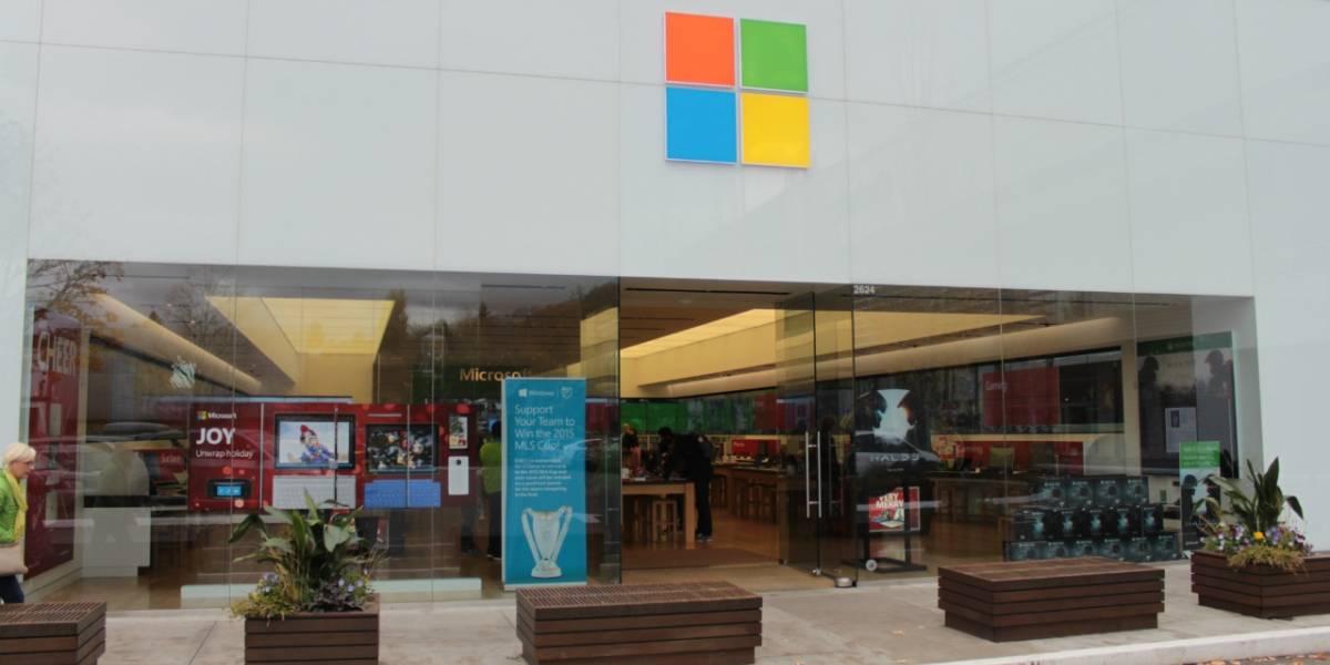 La Tienda Microsoft sigue llegando a más dispositivos con Windows 10