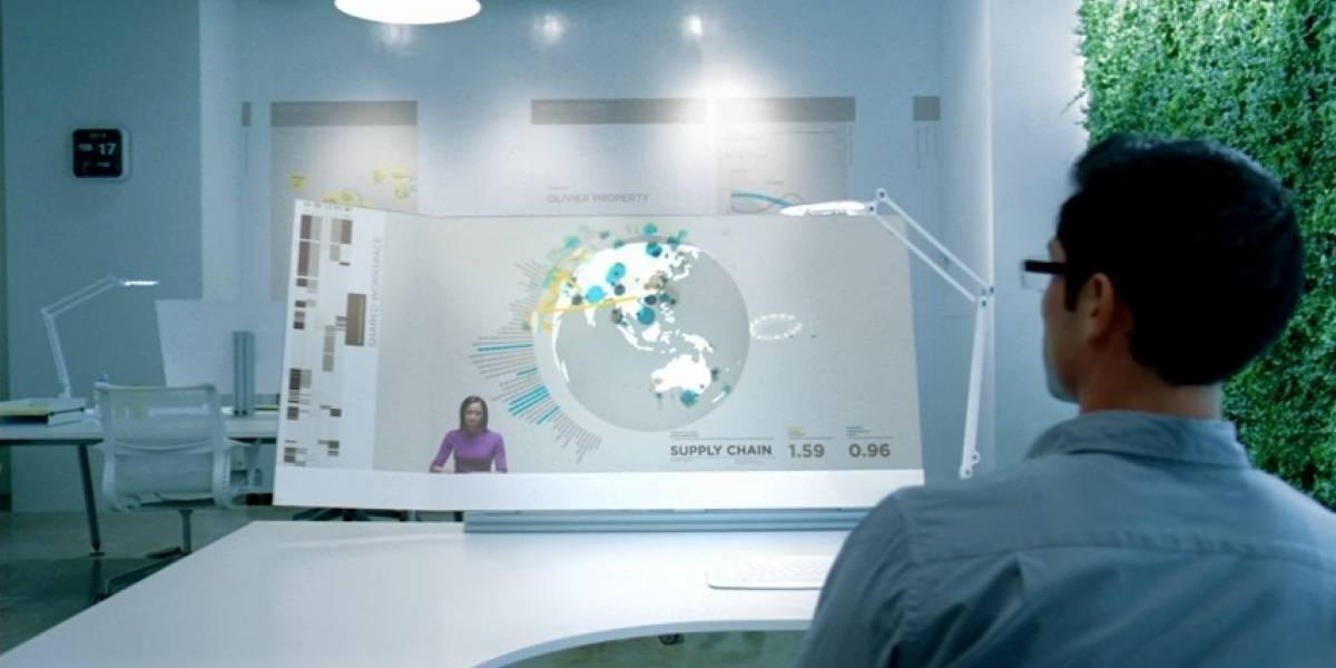 Video: Así prevé Microsoft nuestro futuro cercano