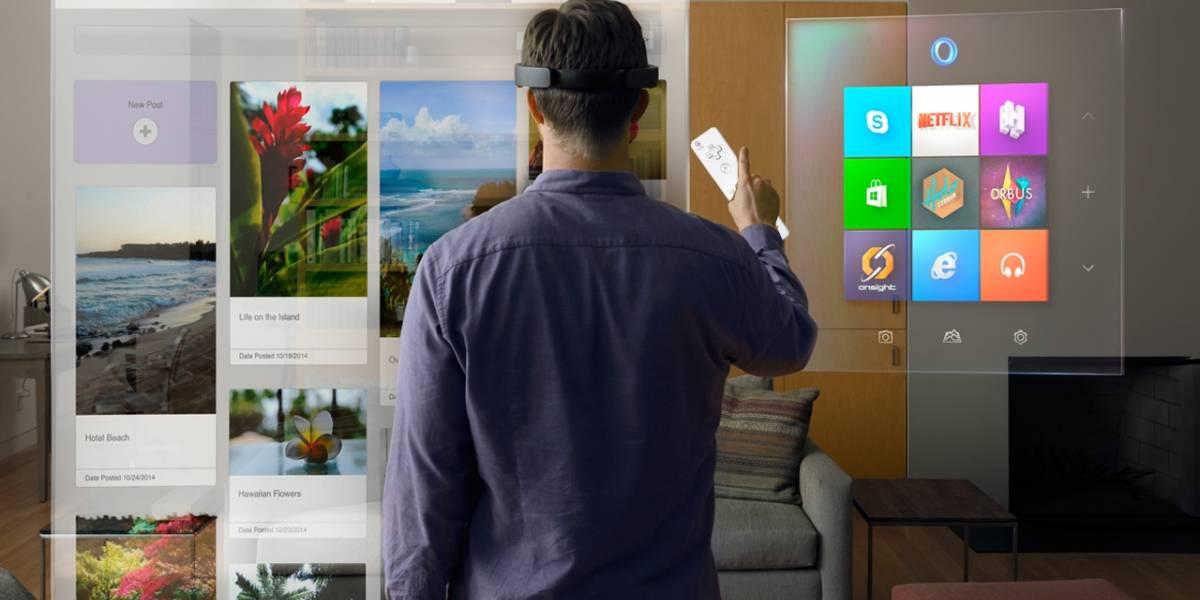 Microsoft patenta un control de realidad aumentada que parece un Wiimote