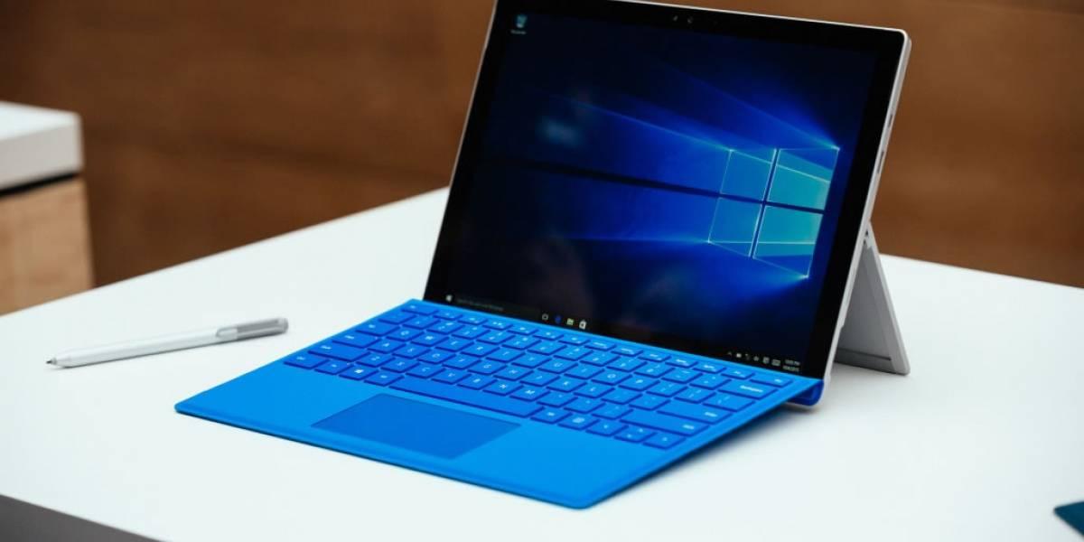 Microsoft presenta nuevo programa de arriendo de tablets Surface