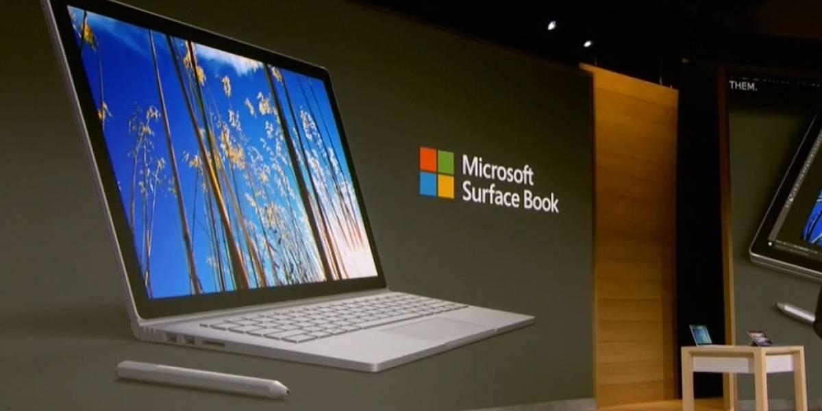 """""""Cada vez más gente se cambia de MacBook a Surface"""", dice Microsoft"""