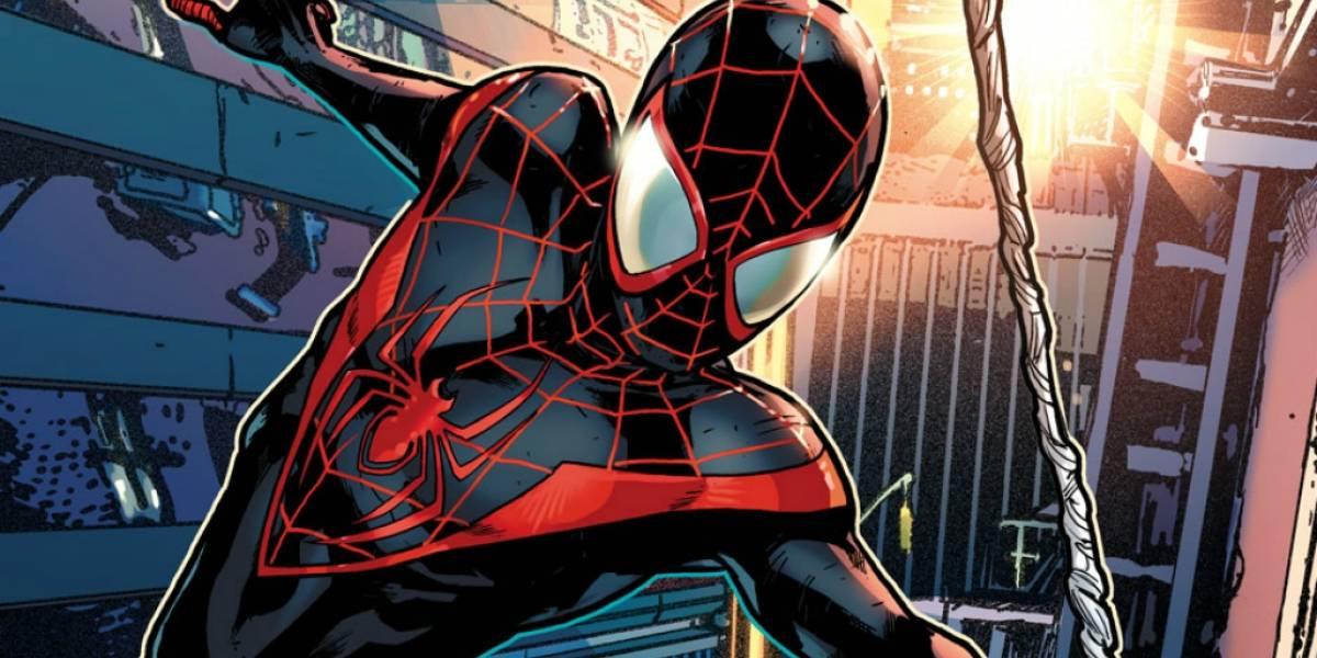 Spider-Man de Miles Morales tendría su propia película animada