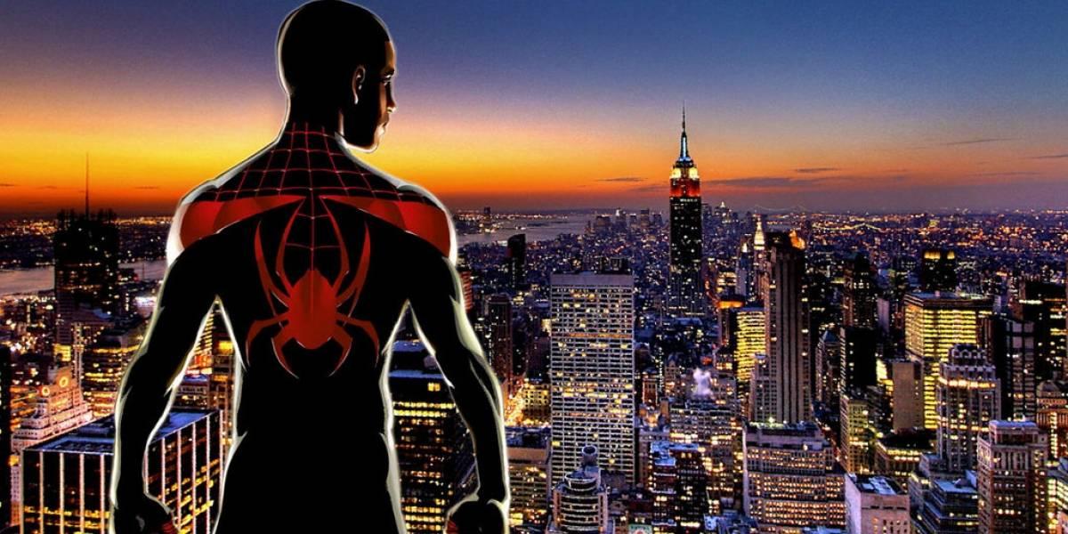 Sony confirma nueva película de Spider-Man con Miles Morales