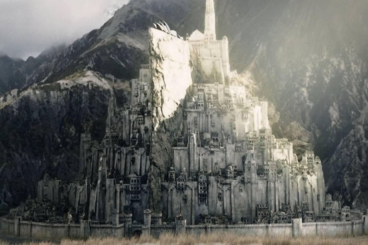 """Arquitectos quieren construir una réplica de la ciudad de """"El Señor de los Anillos"""""""