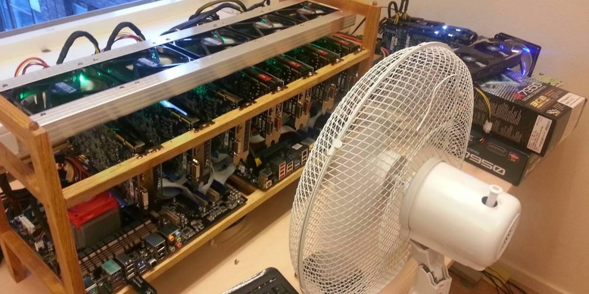 La minería de criptomonedas está disparando los precios de las GPU