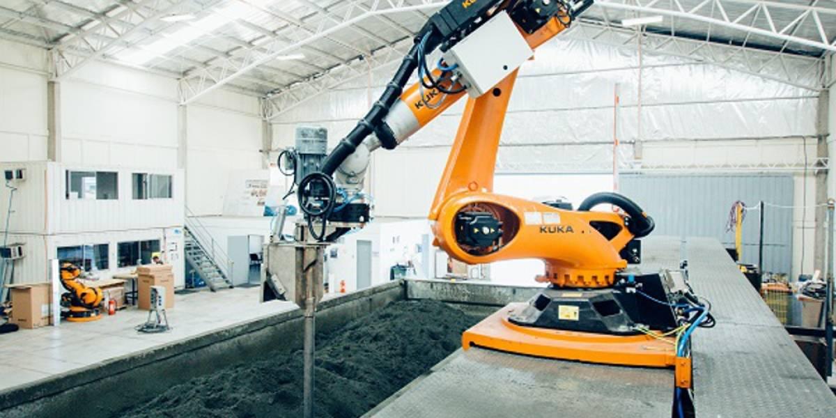 Empresa chilena crea robot que automatiza toma de muestras en minería