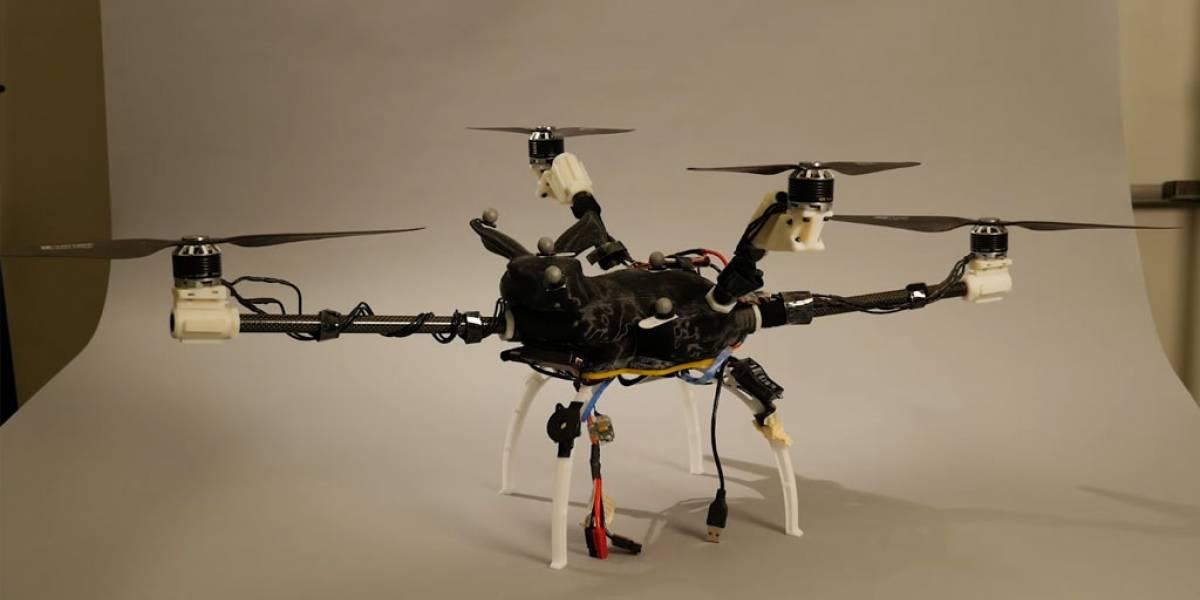 MIT abre plataforma para crear drones personalizados
