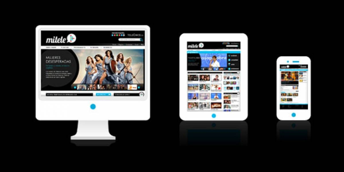 Mitele: Más de 700 horas de programación de Mediaset España a un click de distancia