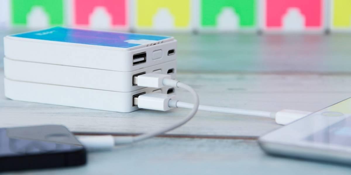 Modulo, una batería modular para todos tus gadgets