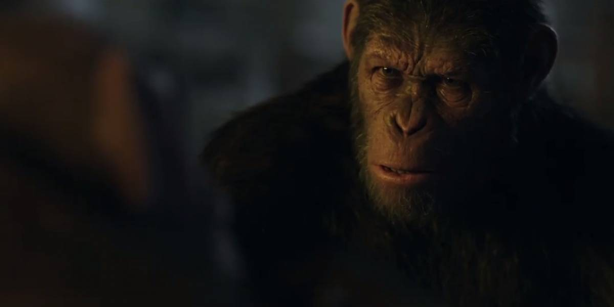Liberan nuevo trailer de War for the Planet of the Apes