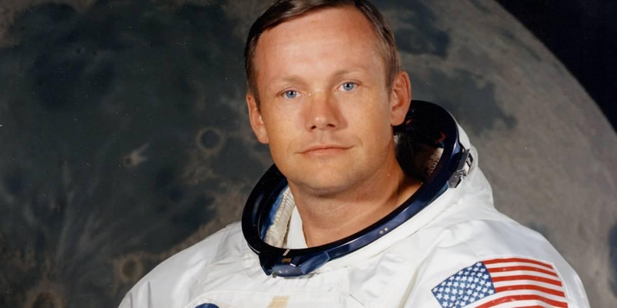 Lanzan Kickstarter para conservar y exhibir traje espacial de Neil Armstrong