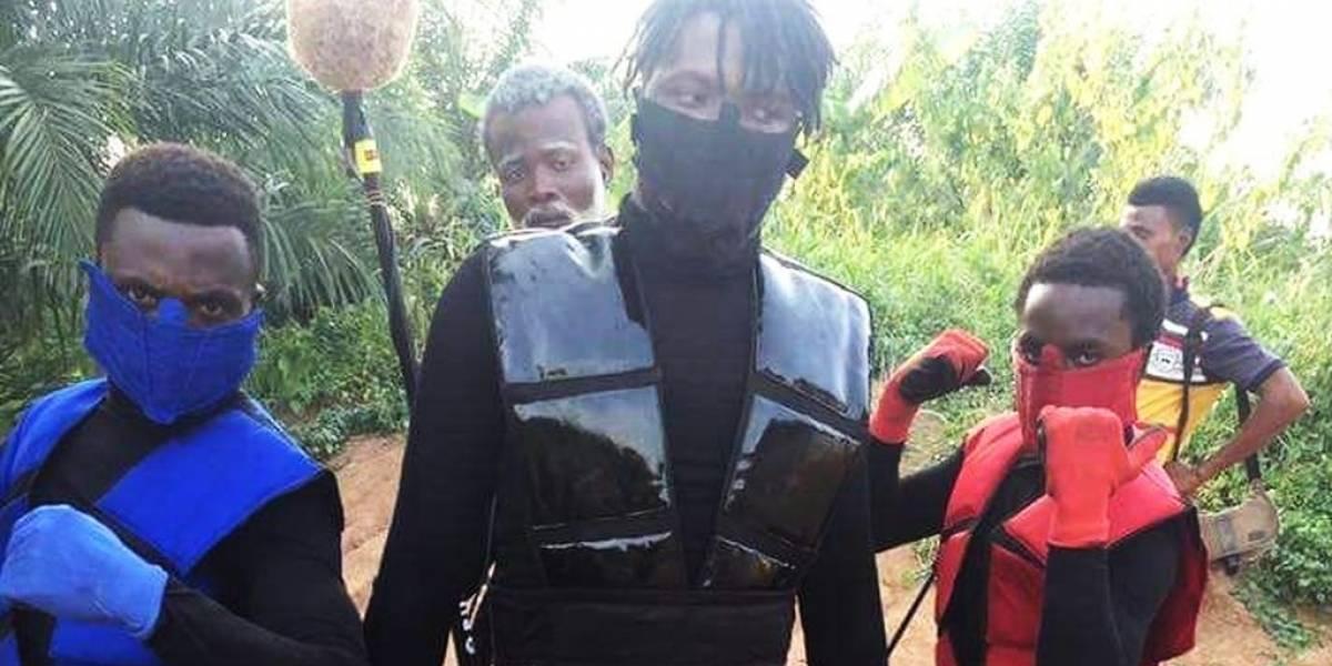 La película de Mortal Kombat hecha en Ghana podría ser la mejor de todas