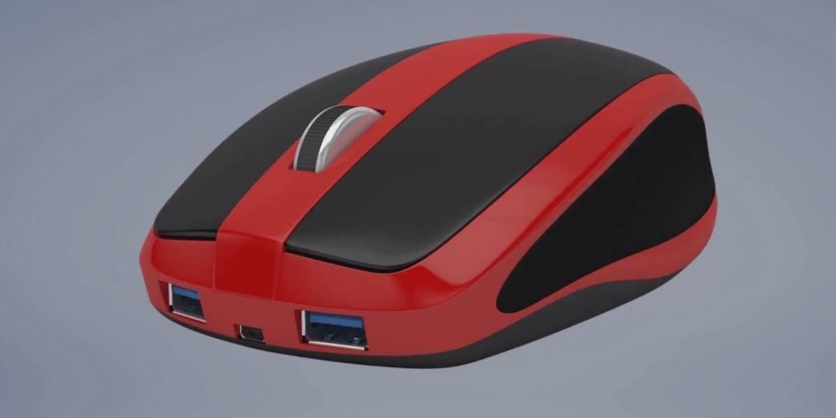 Mouse-Box: PC y mouse en un sólo gadget