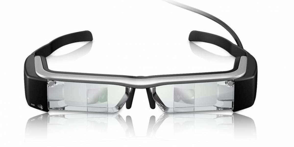 Salen a la venta oficialmente las gafas inteligentes de Epson