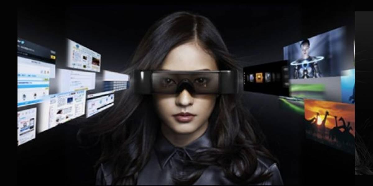 """Epson lanza """"Moverio"""", anteojos con pantallas transparentes para ver películas"""