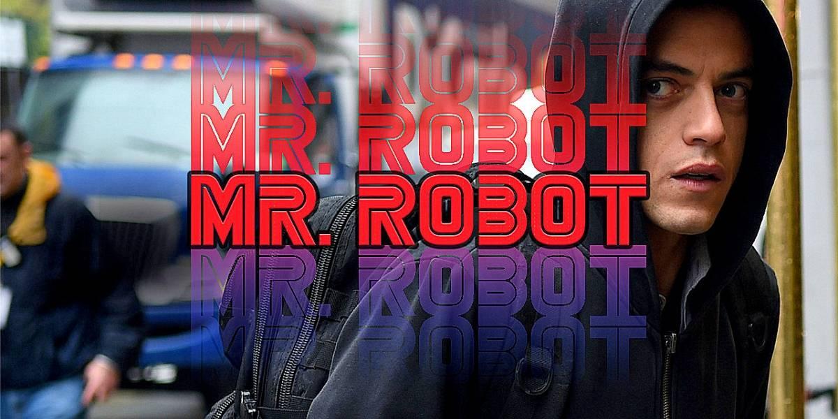 El sitio web de Mr. Robot es hackeado