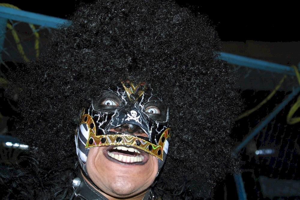 Mr Niebla CMLL
