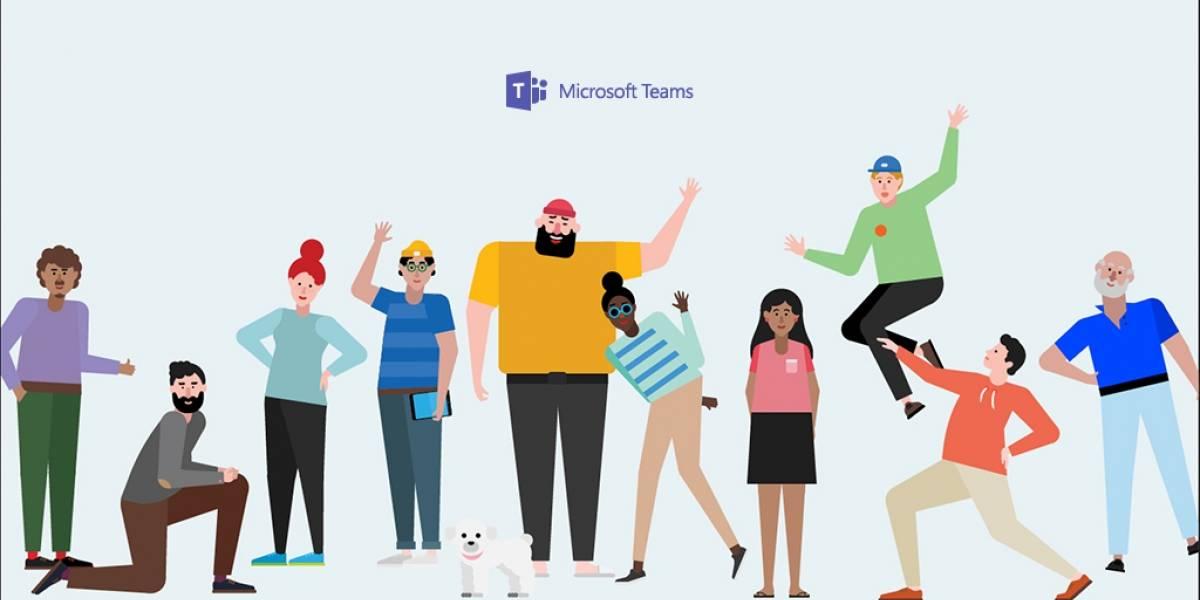 Microsoft también lanzará su plataforma de trabajo: Teams