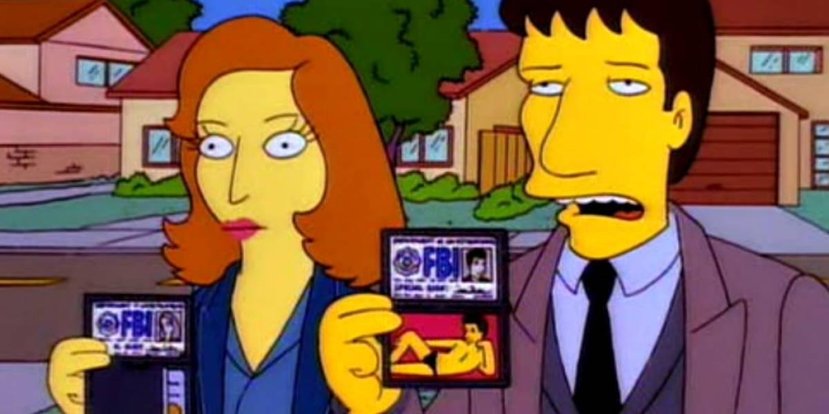 Así se ven Mulder y Scully después de más de una década de ausencia