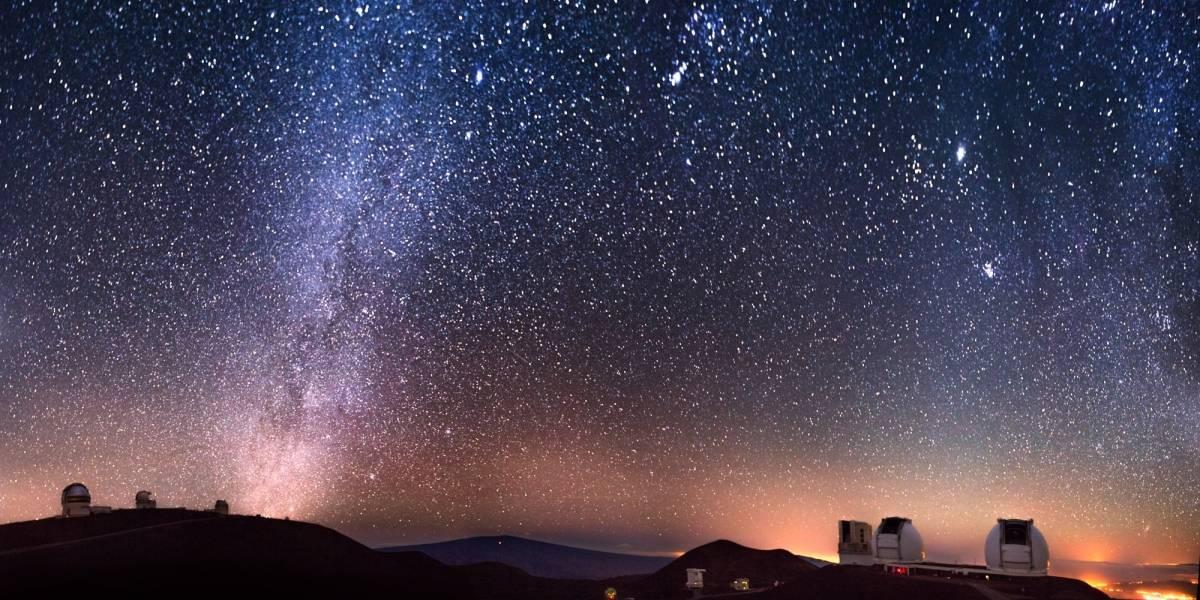 Observatorio de Keck detectó dos cuerpos celestes gigantes