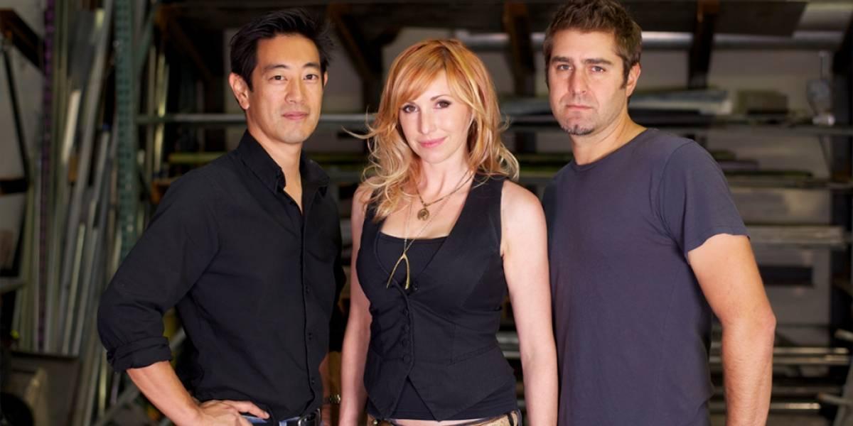 El trío de construcción de Mythbusters regresará en Netflix