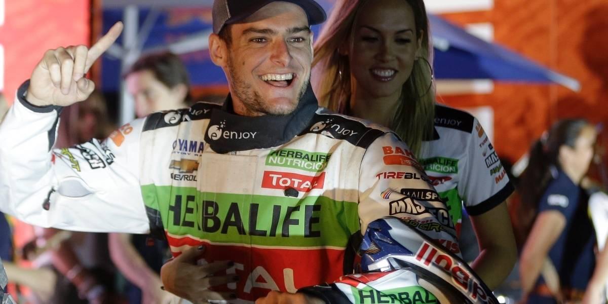 Galería del extraordinario e histórico triunfo de Ignacio Casale en el Rally Dakar 2018