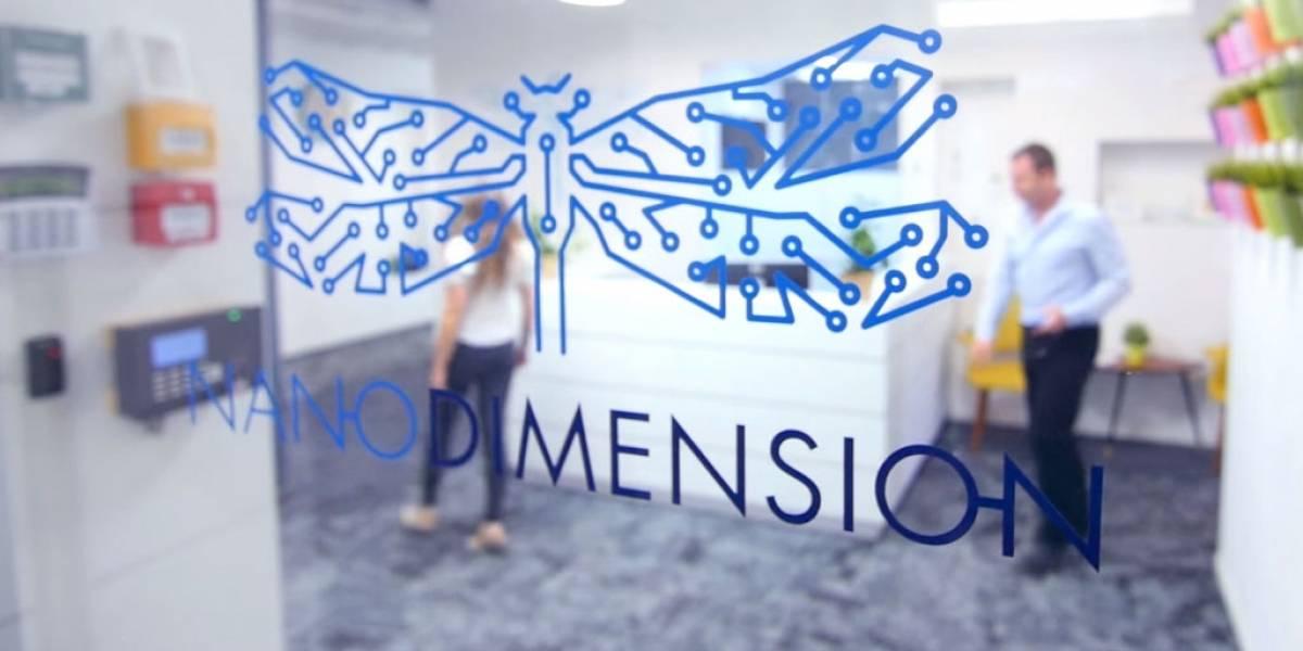 Nano Dimension quiere hacer impresión en 3D con células madre